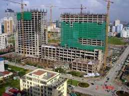 Chủ đầu tư bất động sản tìm vốn trong dân