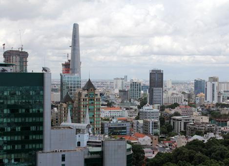 Giá thuê văn phòng giảm 7% vào năm 2012