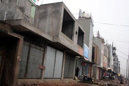 Hà Nội: Nhà siêu mỏng, siêu méo sẽ bị thu hồi đất