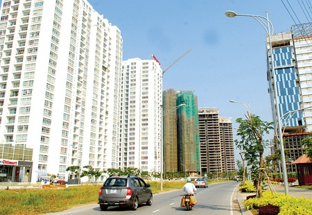 Địa ốc giảm giá - Cơ hội cho người thu nhập thấp