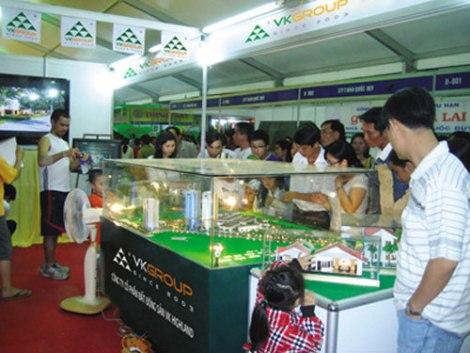Hội chợ triển lãm BĐS và Nhà ở: Thất bại vì đâu?