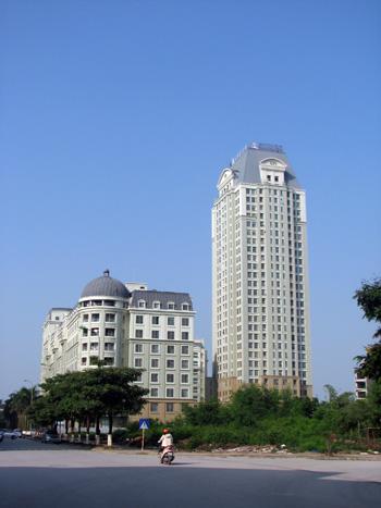 Nhà đầu tư mắc kẹt với đất dự án Nam An Khánh