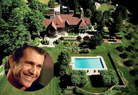 10 ngôi nhà đẹp nhất của 'sao' năm 2009