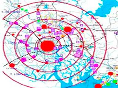 Công bố quy hoạch chung TP.HCM đến năm 2025