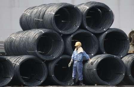 Sản xuất thép thô thế giới tăng 9,7% trong tháng 9/2011