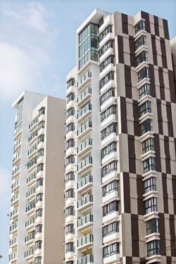Thị trường căn hộ Hà Nội: thanh khoản kém