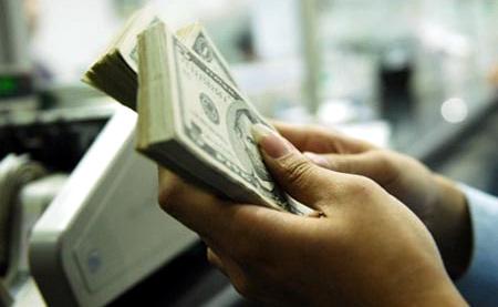 USD chính thức phá mốc 21.000 đồng