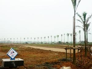 Đất Nam An Khánh giảm giá chỉ còn 30 triệu/m2