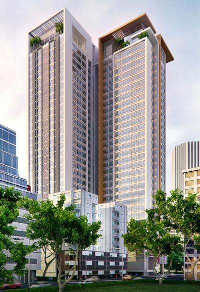 Việt – Hàn: Điều chỉnh hạng mục dự án D'evelyn Tower