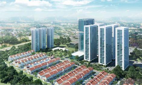 Chào bán dự án Eco Xuân - Lái Thiêu tại Hà Nội