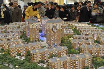 Nguy cơ vỡ bong bóng bất động sản Trung Quốc