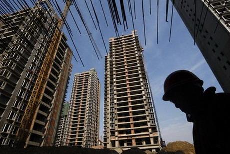 Bất động sản Trung Quốc lao dốc không phanh