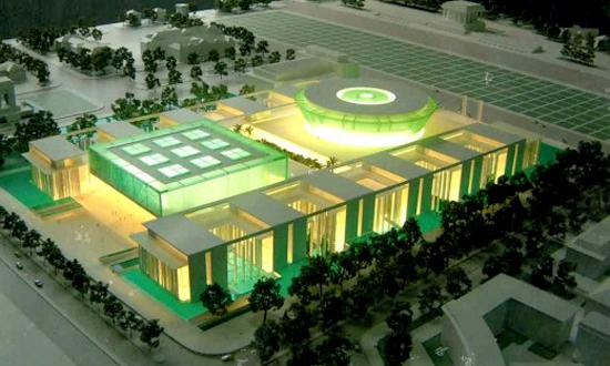 Chỉ định một số gói thầu dự án xây dựng Nhà Quốc hội
