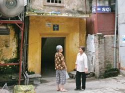"""Cải tạo chung cư cũ: Mở lối thoát để không """"húc đầu vào tường"""""""