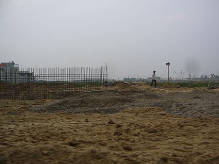 Hà Nội: Đất nền phía tây rớt thảm