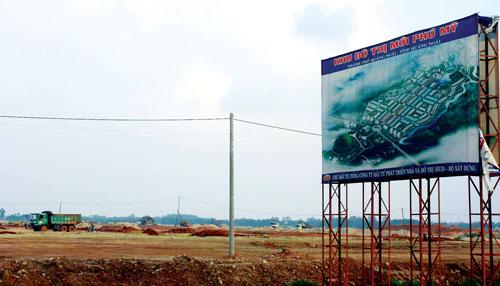 Quảng Ngãi: Những dự án ngoài quy hoạch
