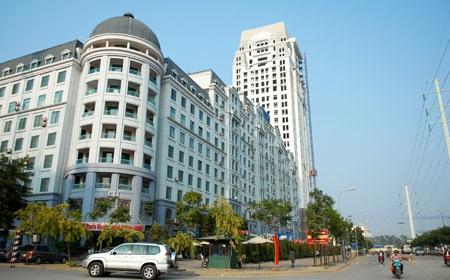 Xây dựng Hà Nội trở thành trung tâm tài chính, ngân hàng