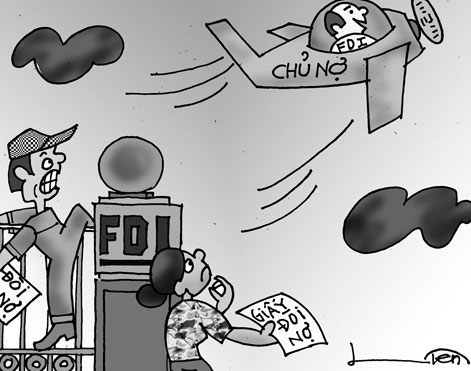 FDI có gì bàn luận?