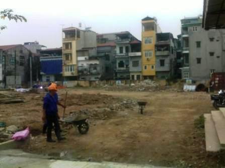 Công trình số 6 đường Nguyễn Công Hoan, quận Ba Đình, Hà Nội: Vì sao người dân không đồng thuận?