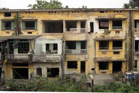 Cải tạo chung cư cũ: Thiếu sự kiên quyết của chính quyền