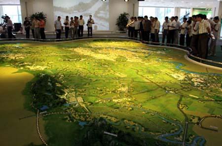 Triển khai quy hoạch chung xây dựng Thủ đô