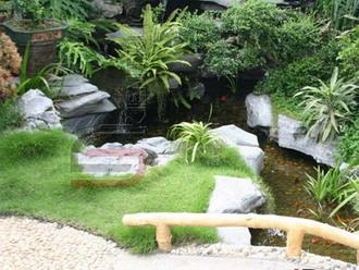 san%20vuon%20nho%204 Thiết kế phong thủy cho sân vườn nhỏ, bạn đã biết chưa?