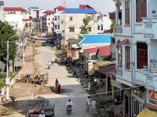 """Nợ tiền sử dụng đất : DN Hà Nội... """"lâm trọng bệnh"""""""