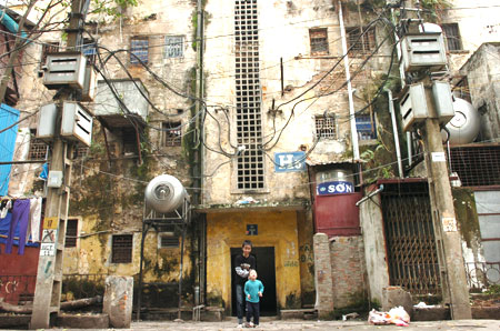 3 chung cư cũ ở Hà Nội sắp được cải tạo lại