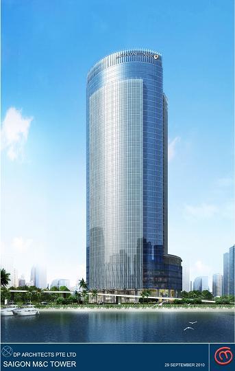 Knight Frank tiếp thị độc quyền Saigon One Tower