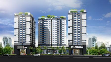 Mở bán căn hộ The Hyco4 Tower với giá từ 1,1 tỷ đồng/căn