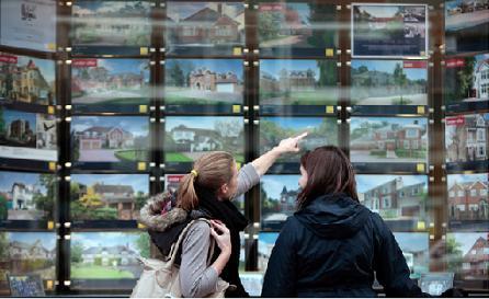 Anh: Giá nhà giảm 5% trong năm 2012