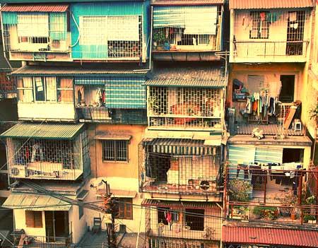 Ì ạch cải tạo chung cư cũ
