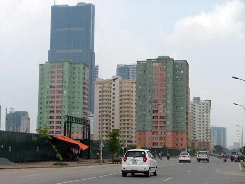 'Năm 2012, thị trường chung cư sẽ chỉ lượm bạc lẻ'