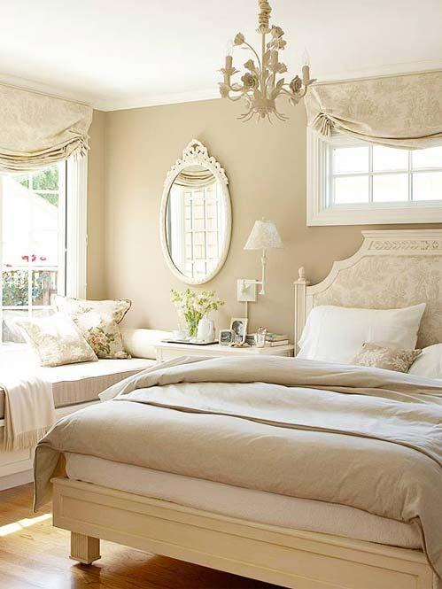 Phòng ngủ và cửa chính thành một đường thẳng