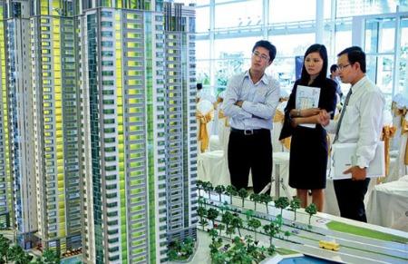 Một số khoản vay bất động sản tăng bất thường