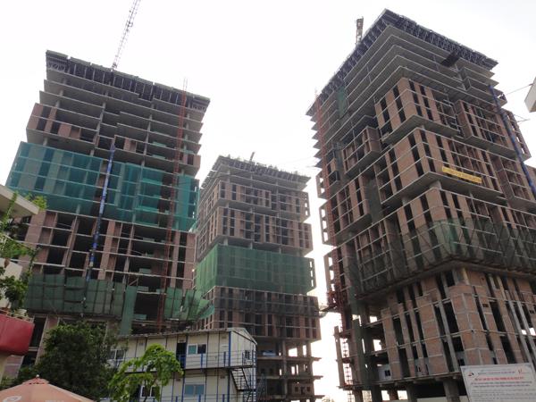 Hà Nội: Bàn giao nhà 102 – CT1 Usilk City vào tháng 12/2011