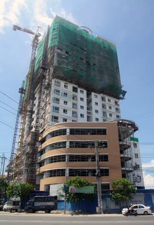 Dự án Khu phức hợp Chung cư Cao ốc Văn phòng