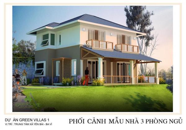 Green Villas 1