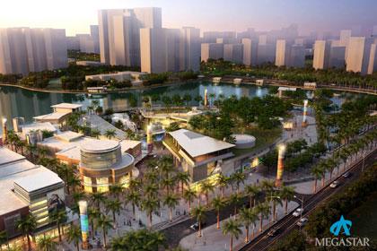 Hà Nội sẽ có thêm công viên, hồ điều hòa Nhân Chính
