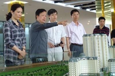 ộ trưởng Nguyễn Hồng Quân kiểm tra một số Dự án xây dựng tại Hà Nội