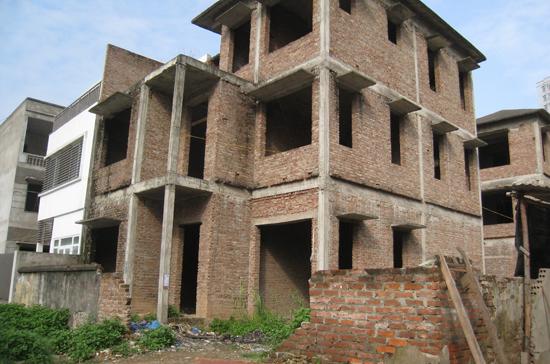 Biệt thự bỏ hoang có thể phải chịu thuế đến 10%
