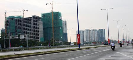 Thị trường bất động sản khu đông TPHCM: Hấp dẫn giới đầu tư thứ cấp
