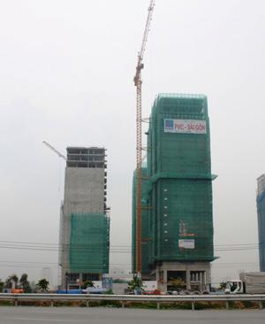 """Thị trường BĐS """"phố Đông"""" Sài Gòn nhộn nhịp"""