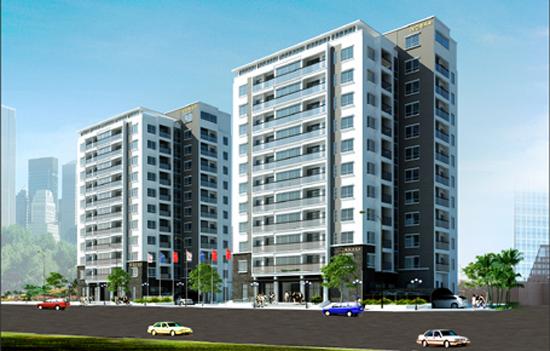 Khởi công xây dựng khu nhà ở thu nhập thấp tại Long Biên
