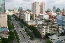 Doanh nghiệp địa ốc TP. HCM tung