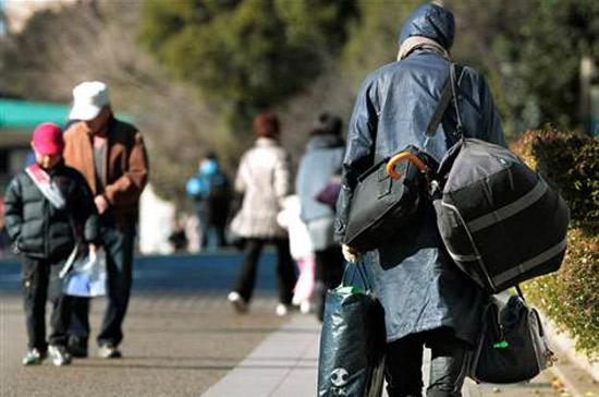 Người nghèo không nhà, nỗi lo của châu Á