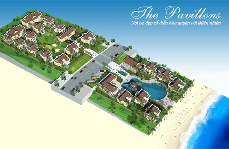 The Pavillons Villa & Resort
