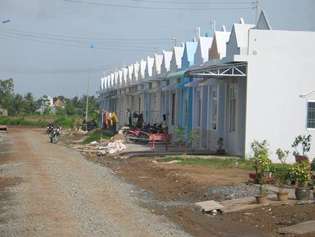 Bạc Liêu xây nhà ở cho người thu nhập thấp