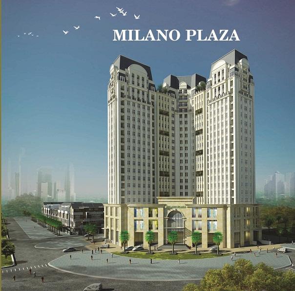 Milano Tổng quan và quy mô Milano Plaza: Căn hộ hiện đại bậc nhất Cần Thơ