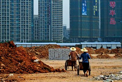 BĐS Trung Quốc: Hạ cánh nặng nề